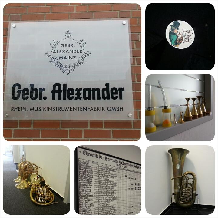Impressionen Gebr. Alexander Mainz