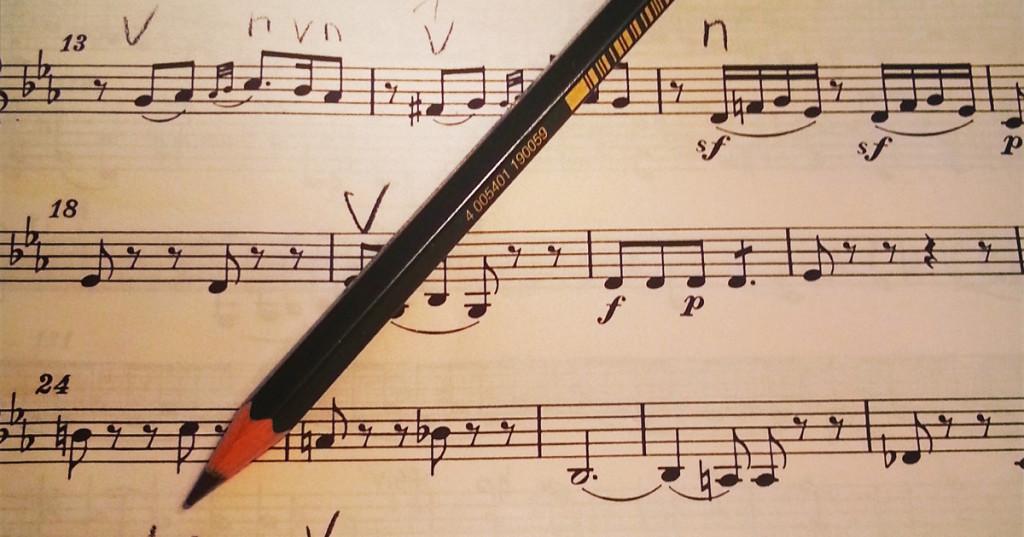 Orchesterstimmen einrichten | Foto: WDRSOfan