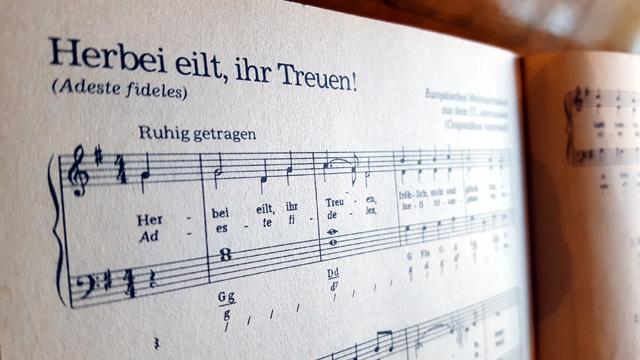 Adeste fideles Beitrag für #WDR3nachten